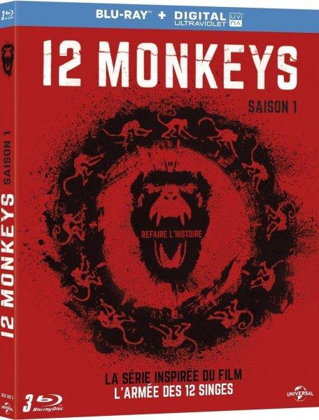 [Amazon.fr] Filme / Serien bis 70% billiger - 11.000 Titel (?) z.B. 12 Monkeys Staffel 1