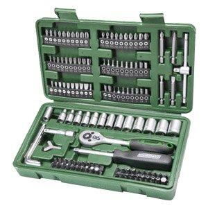 *ABGELAUFEN*(REAL) Brüder Mannesmann Werkzeuge, Steckschlüsselsatz 130 teilig