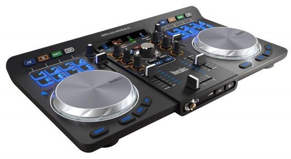 Hercules Universal DJ Software Controller für 134,22€ bei Amazon.co.uk