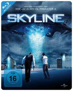 [Media-Dealer] Skyline (Steelbook) (Bluray) für 6,99€