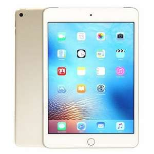 Apple iPad mini 4 16GB WiFi + 4G Gold für 399€ bei eBay