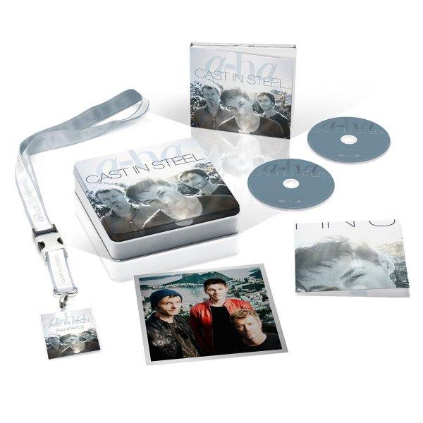 a-ha - Cast in Steel (Fanbox) bei Amazon für 19,47€ mit Prime