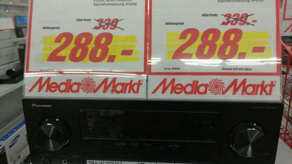 Köln Kalk Pioneer VSX-830-K 288,-€ 5.2 Netzwerk-Mehrkanal Receiver (140 Watt Pro Kanal, WiFi, Bluetooth, Ultra-HD)
