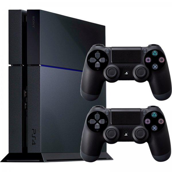 [Saturn] PlayStation 4 mit 1 TB inkl. 2 Controller für 341€ bei Abholung