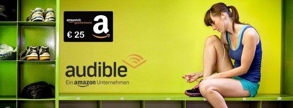 Audible 3 Monate für 2,85€ für ehemalige Flexi-Abonnenten