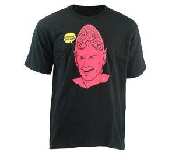 Nike Herren T-Shirt schwarz für 2,99€ inkl.VSK @outlet46.de