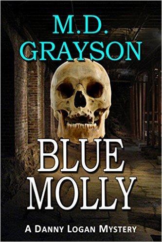 "für 0€ auf den kindle ""Blue Molly (Danny Logan Mystery #5)""ENG"