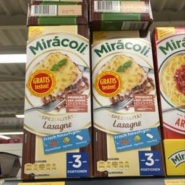 Miracoli Lasagne [GzG]