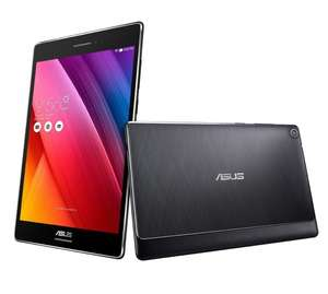 [Amazon.fr] Asus Zenpad S 8.0 Z580CA (8'' 2048x1536 IPS, Intel Moorefield Z3580 2.3 Ghz, 4GB RAM, 64GB intern, PowerVR G6430, WLAN ac, Active Stylus Support, USB Type-C, Android 5.0) für 253,71€