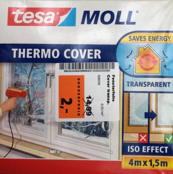 [Globus Baumarkt Berlin Lokal?] TESA Moll Thermo Cover für Fenster und Türen