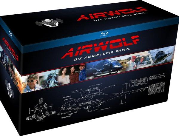 Airwolf - Die komplette Serie [Blu-ray] für 74,97€ @amazon.de