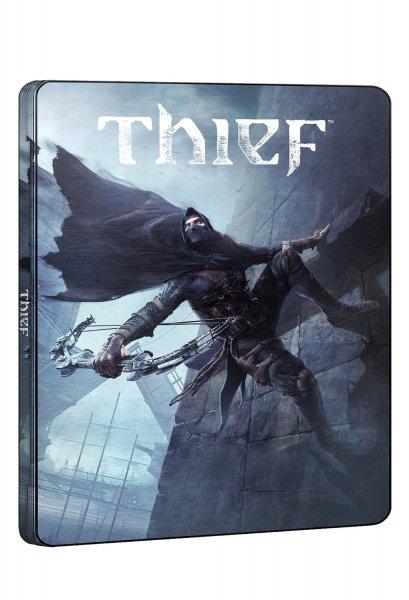 Thief - Limited Edition Steelbook (Xbox One) für 11,74€ bei Amazon.co.uk
