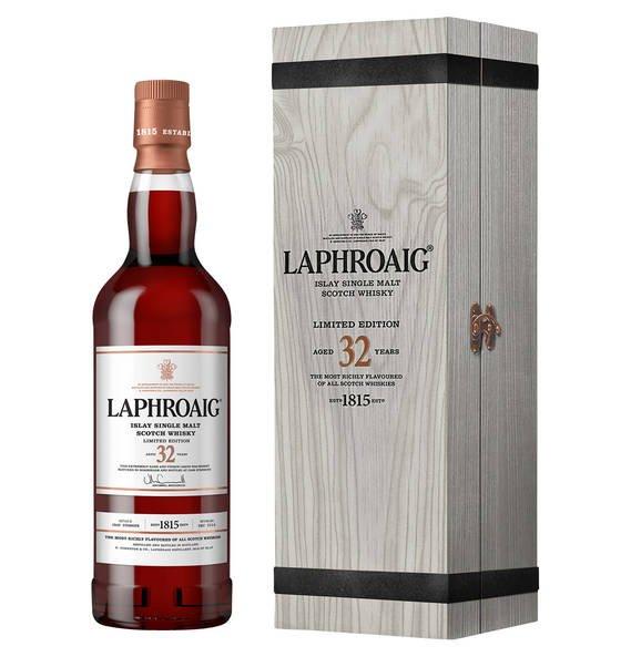 [Galeria Kaufhof] Laphroaig 32 years old Islay Single Malt Scotch Whisky