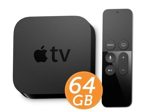 [ibood] Apple TV (4. Generation) 64GB für 185,90€