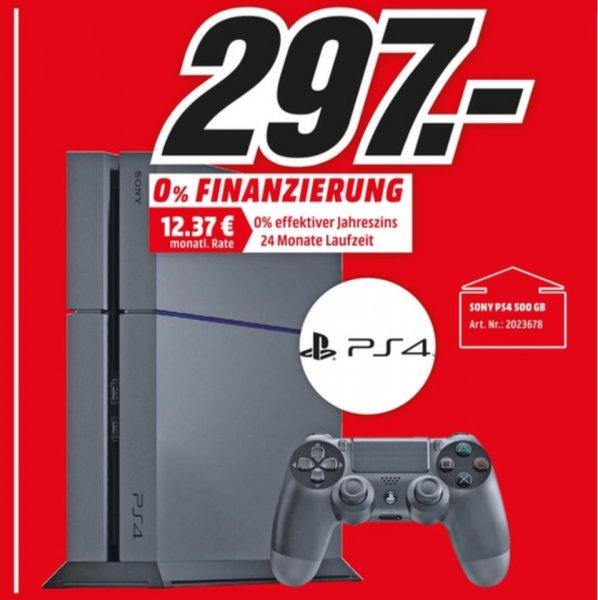 PlayStation 4 Lokal in ganz Hamburg für 297€