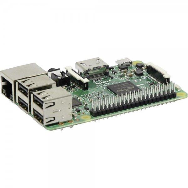 [Conrad] Raspberry Pi® 3 Model B 1 GB ohne Betriebssystem