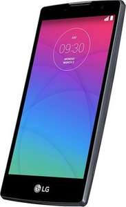 [NBB] LG Spirit (4,7'' HD IPS, MT6582 Quadcore, 1GB RAM, 8GB intern, 5MP + 1MP Kamera, Knock-Code, 2100mAh wechselbar, Android 5) für 69,98€