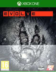 [Amazon.fr] Evolve (Xbox One) für 9,76€
