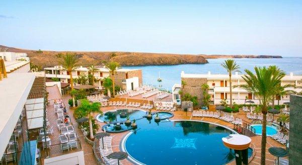 Lanzarote: 7 Tage im 4* Hotel mit All Inclusive, Flügen, Transfer & Zug zum Flug