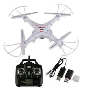 Syma X5C 2.4G 6 Axis GYRO 2.0MP HD Camera RC Quadcopter RTF 3D für 14,32€