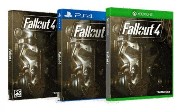 [Saturn Berlin/Potsdam] Fallout 4 (PS4/XBOX/PC)
