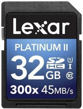 [Mediamarkt] Lexar Platinum II SDHC mit 32GB Class 10 / U1 ab 7,20€ *** Toshiba Exceria microSDXC 64GB Class 10 / U1 für 13,50€