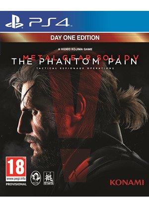 Metal Gear Solid V: The Phantom Pain (PS4 / Xbox One) für 27,38€ bei Base.com
