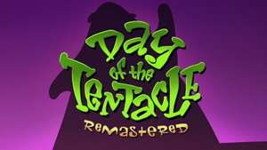 [Gog + PSN] Day of the Tentacle - Remastered (PC / PS4) (inkl. Maniac Manson) für 13,49€
