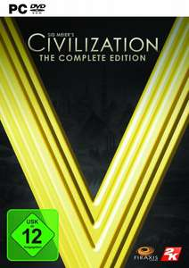 Sid Meier's Civilization V: Complete Edition STEAM KEY @G2A