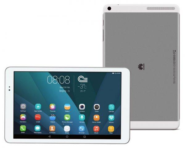 Huawei Mediapad T1 10 LTE + 3GB Vodafone Flat für € / Monat