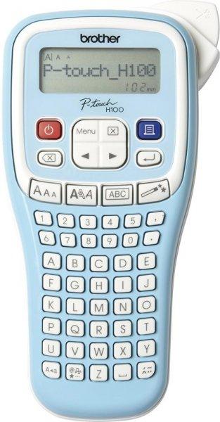 [Voelkner] Brother Beschriftungsgerät P-touch PT-H100LB Geeignet für Schriftband: TZe 3.5 mm, 6 mm, 9 mm, 12mm für 12,79€
