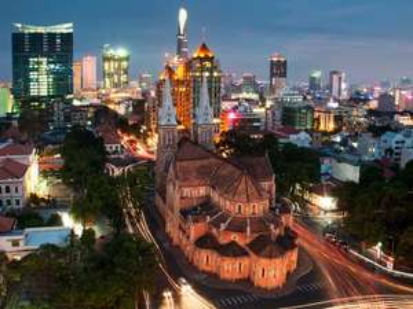 [April - Juni] Hin- und Rückflüge von Frankfurt nach Ho Chi Minh Stadt ab 389€