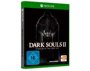 [@allyouneed.com] Xbox One - Dark Souls 2: Scholar of the First Sin für 24,99€