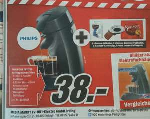 [Lokal MM Erding] Philips Senseo HD7817/65