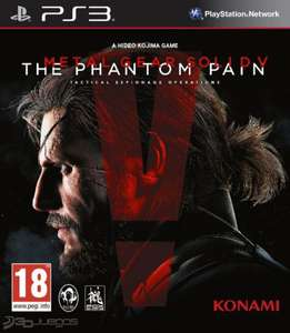 Lokal Saturn Jena: Metal Gear Solid 5: The Phantom Pain - Day One Edition (PS3) für 19,99 €