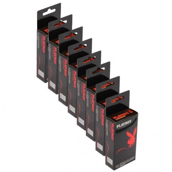 Schnäppchensex - 96 Playboy Kondome, 6 verschiedene Ausführungen für 9,99 € [sim-buy@eBay]