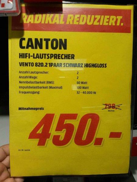 Canton Vento 820.2 Kompaktlautspreche rLokal Hückelhoven bei Erkelenz