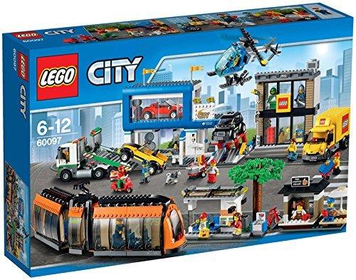 Amazon: Lego 60097 - City Stadtzentrum für 130,90€