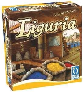 Liguria (Brettspiel, amazon.de) *UPDATE*