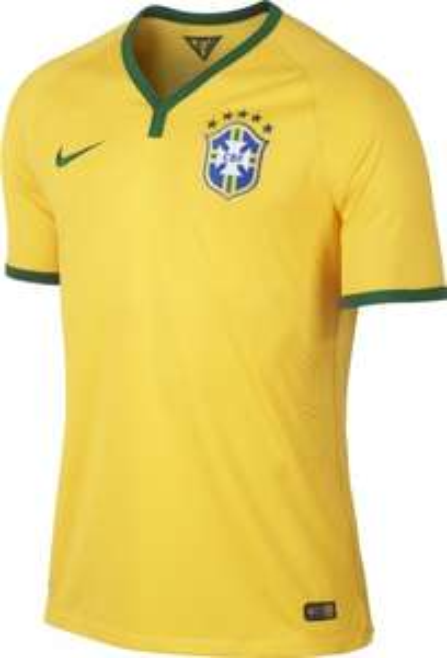 LOKAL STUTTGART Brasilien Trikot 2013-2014 Karstadt Sport 20,00 EUR