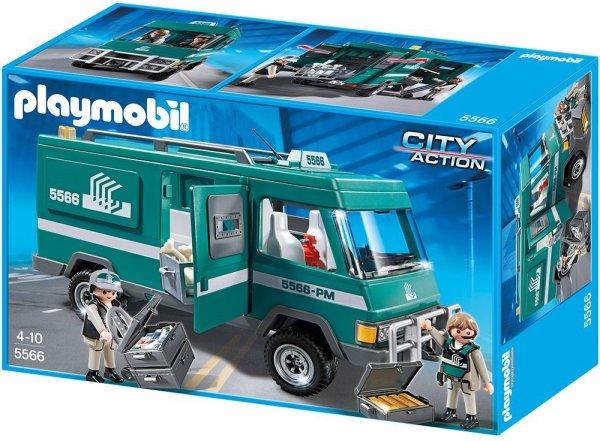 Playmobil™ - Geldtransporter (5566) für €19,99 [@Real.de]