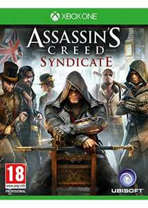 Assassin's Creed: Syndicate für Xbox One inkl. Vsk für ca. 19,98 € > [base.com]