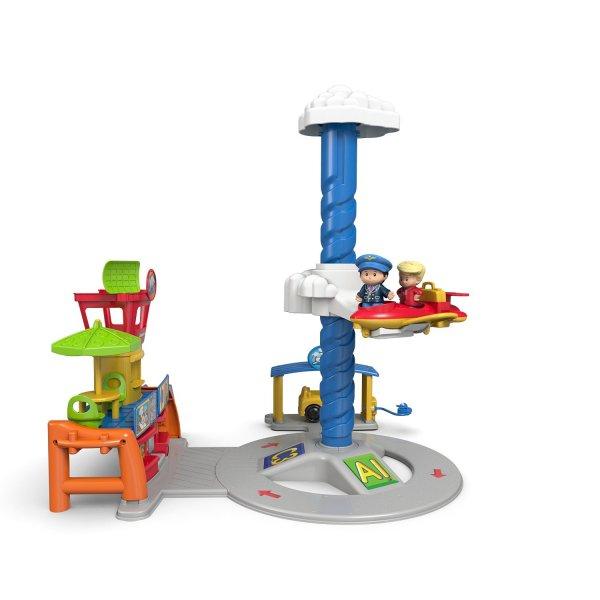 [Amazon - Prime] Mattel DGN26 Fisher-Price - Little People Flughafen für 17,47 Euro inkl. Versand
