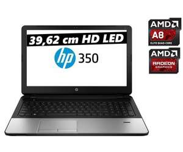 HP 355 G2, A8-6410, 4GB RAM, 500GB HDD (L8B02ES#ABD) (B-Ware) für 248€ bei Computeruniverse