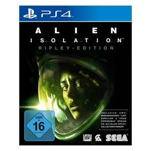 Alien - Isolation Ripley Day 1 Edition [PS4] [Real]