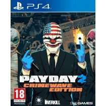 PayDay 2 - Crimewave Edition (PS4) für 20,66€ bei TheGameCollection