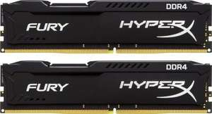 [ZackZack.de] Kingston HyperX Fury DIMM Kit 16GB, DDR4-2666, CL15-17-17