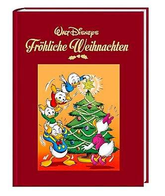 Walt Disneys Fröhliche Weihnachten (Buch) für 9,99€
