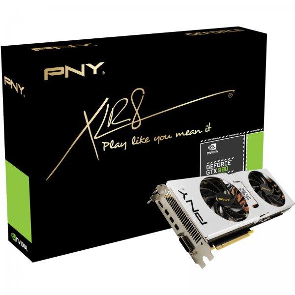 PNY GeForce GTX 980 Pure Performance, 4GB für 449 EUR bei ebay Click & Collect