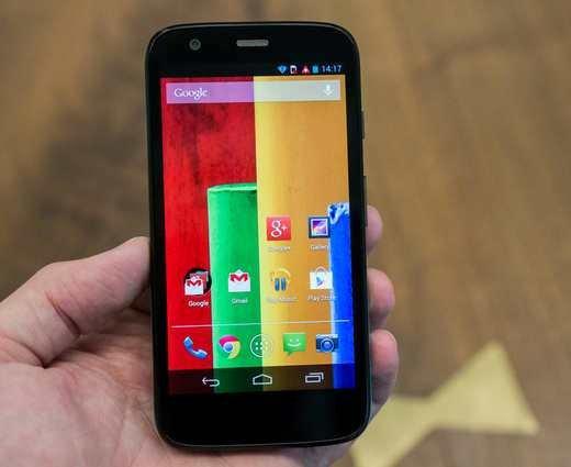[ebay] Moto G 1st gen schwarz 8GB B-Ware